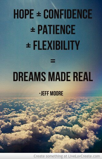 The Formula To Make Your Dreams Real keys to success jeff moore