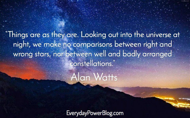 61 Alan Watts Quotes Celebrating Life Love And Dreams 2019