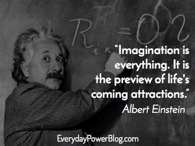 Albert Einstein Quotes On Love, Imagination & War (2019)