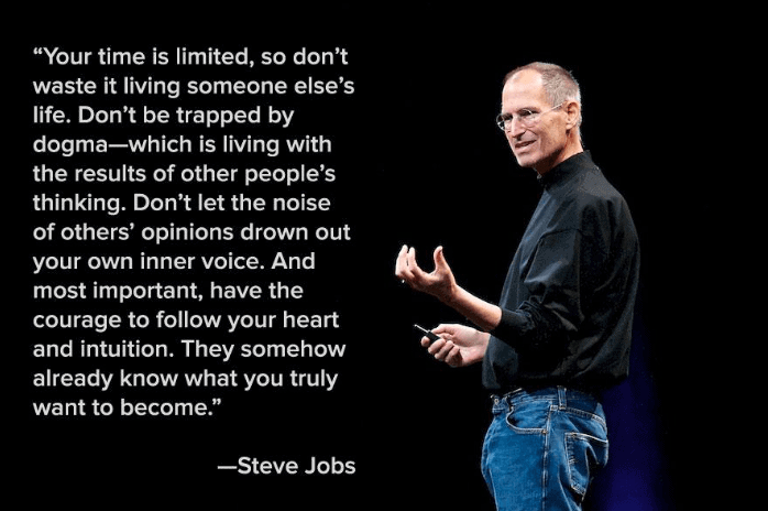 Steve Jobs Speech at Stanford - Commencement Address