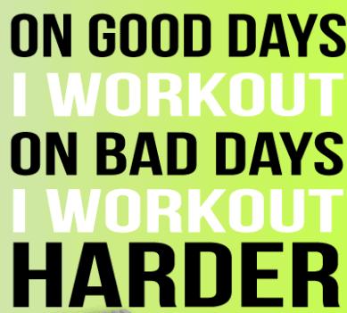 Exercise Motivation 444
