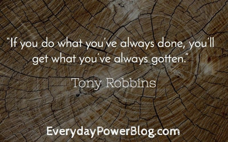 27 Tony Robbins Quotes On Modeling Success (2019)