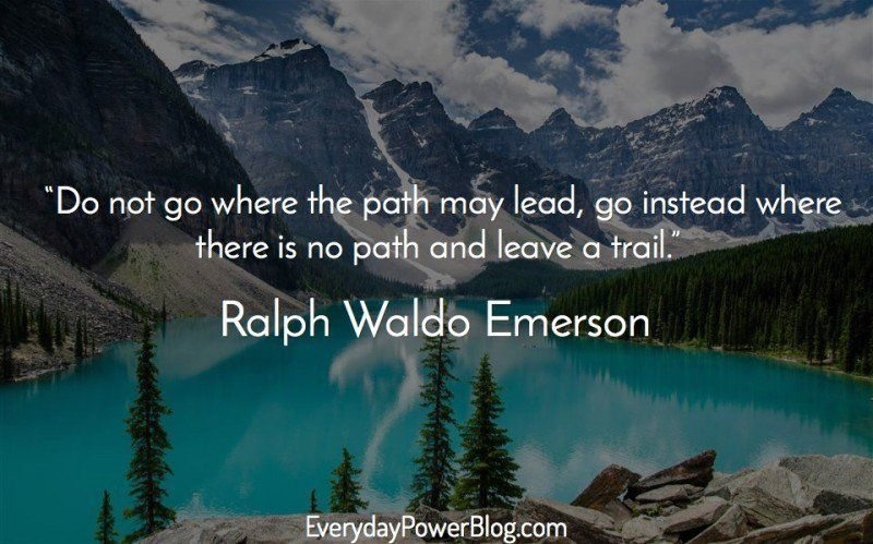 Ralph Waldo Emerson Quotes about success