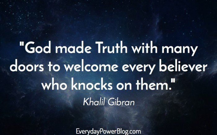 Khalil Gibran Quotes About Life and Inner Peace 2019