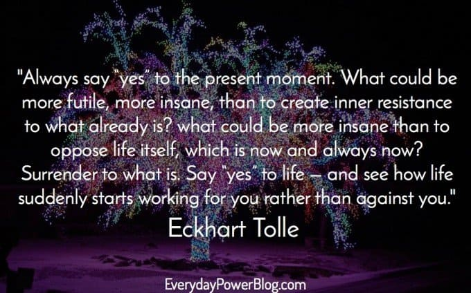 Eckhart Tolle Quotes