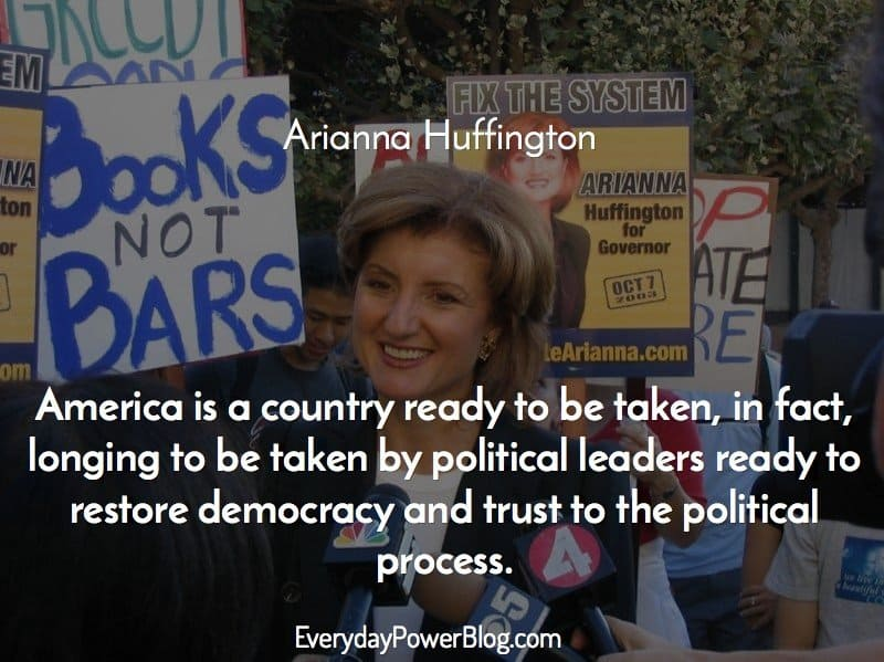 Inspirational Arianna Huffington Quotes 3
