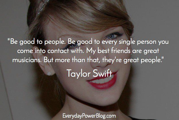 30 Inspirational Taylor Swift Quotes About Loving Yourself 2020