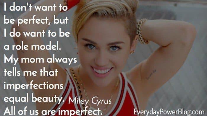 Miley Cyrus Quotes