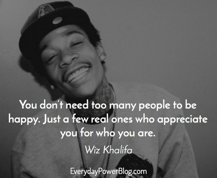 Wiz Khalifa quotes on life