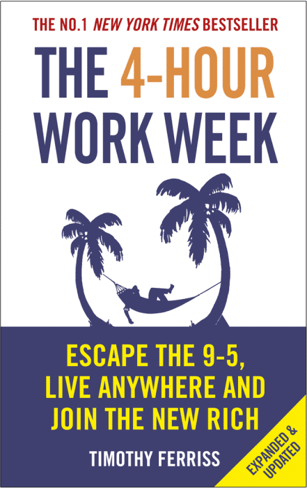 4 Hour Work Week - Tim Ferris