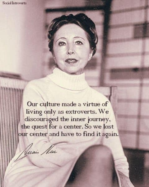 Anais Nin Quotes on Love, Travel, Life and Friends