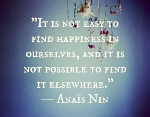 56 Anais Nin Quotes on Love, Travel, Life & Friends (2019)