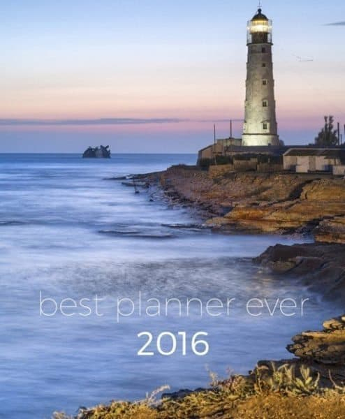 Best Planner Ever by Jennifer Dawn