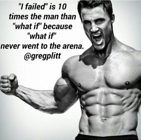 Greg Plitt Quotes on Working Out, Life and Greatness