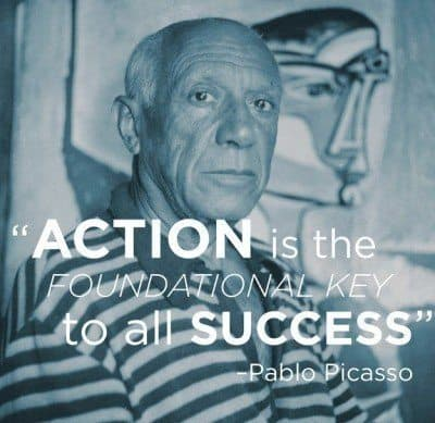 48 Pablo Picasso Quotes About Art, Life \u0026 Greatness (2019)