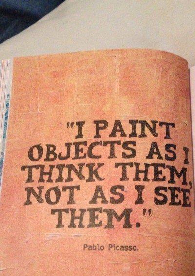 Pablo Picasso quotes 1