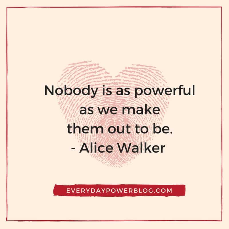 motivational alice walker quotes about life