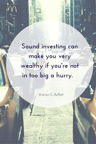 Warren Buffett Quotes about wealth