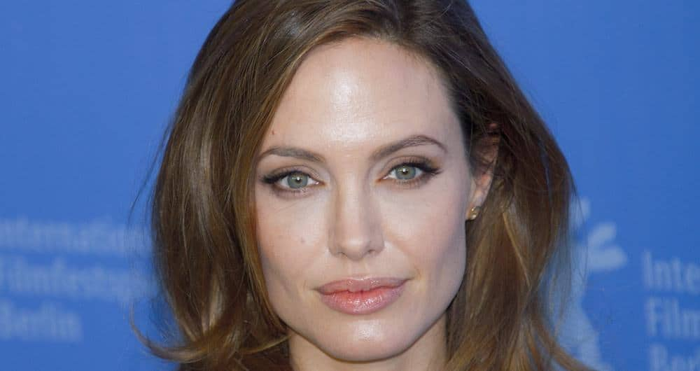 48 Angelina Jolie Quotes On Love And World Peace 2019