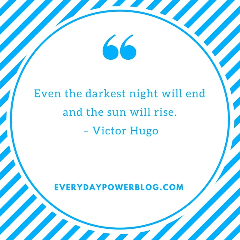 victor hugo quotes about still i rise