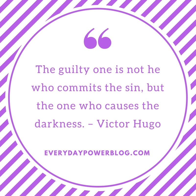 victor hugo quotes about commitment
