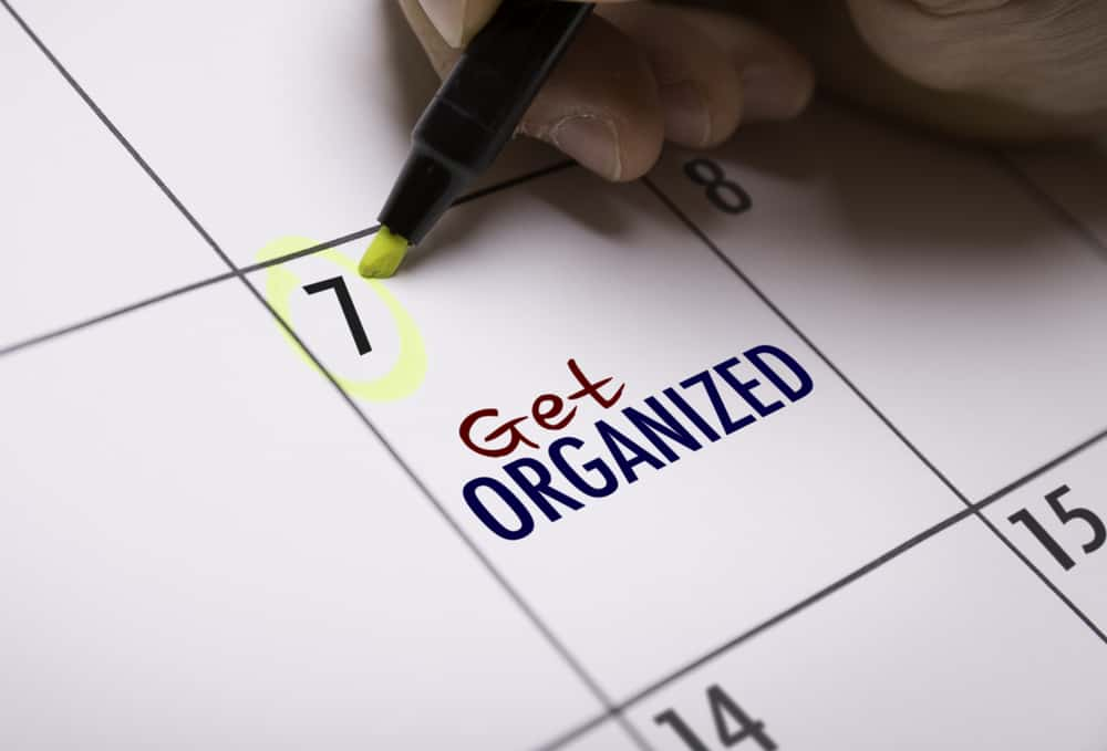 How to Organize Your Life Without Feeling Overwhelmed