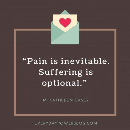 break-up quotes pain suffering