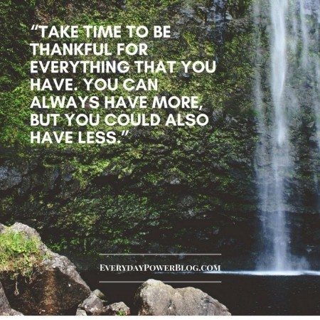 gratitude quotes have less