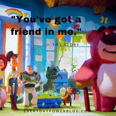 quotes about best friends toy story