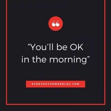 good night quotes OK