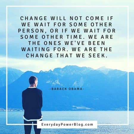 famous quotes about change and working with others