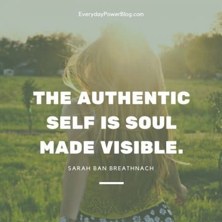 authenticity quotes