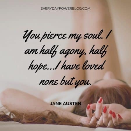 Jane Austen Quotes on Life, Love, and Friendship (2019)