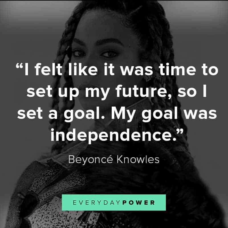 34 Beyonce Quotes About Life To Empower You (2019)