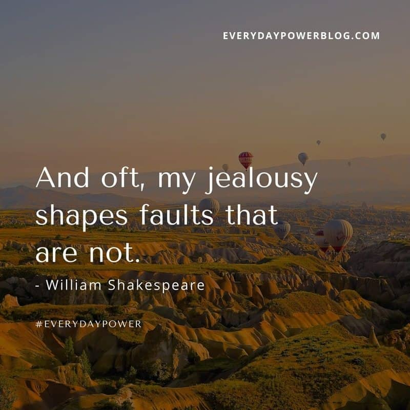 100 Jealousy Quotes About Dealing With Envy (2019)