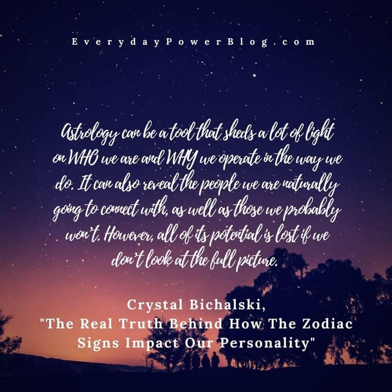 How The Zodiac Signs Impact Our Personality