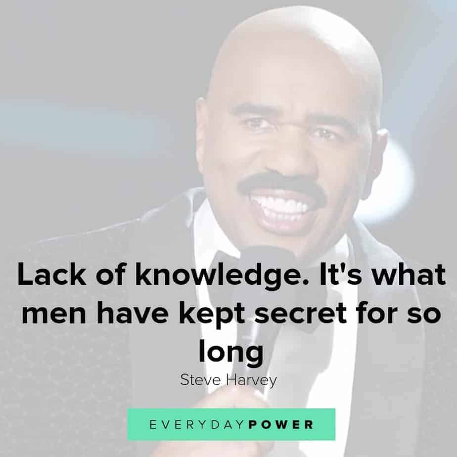 Steve Harvey dating citat