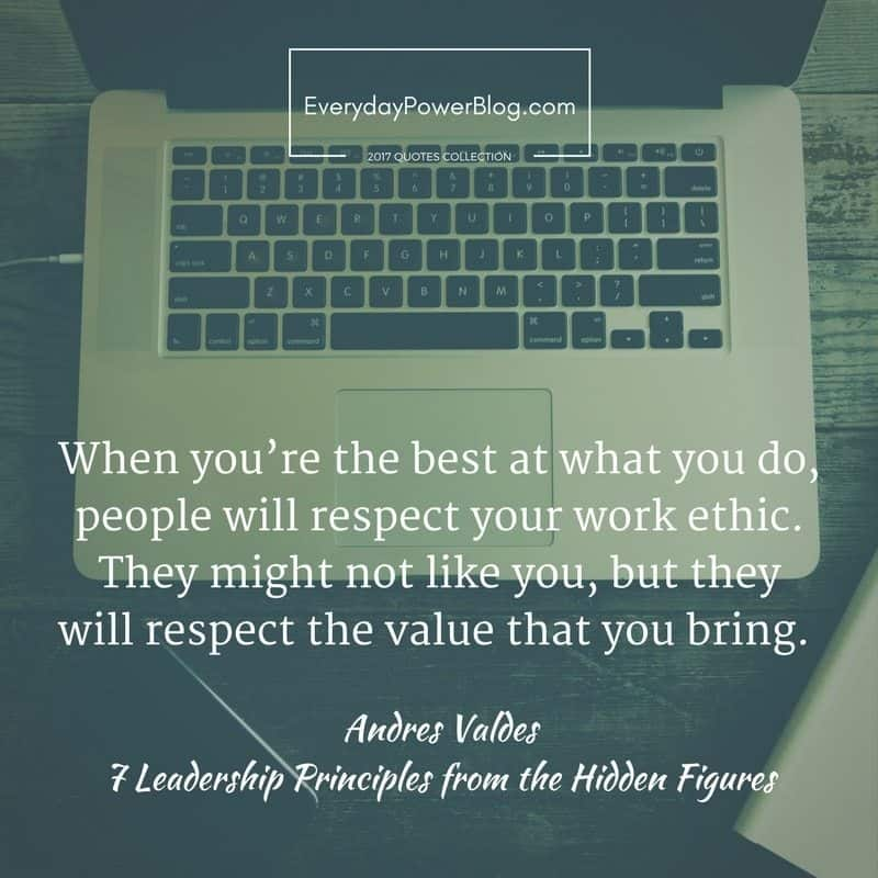 Leadership Principles from the Hidden Figures