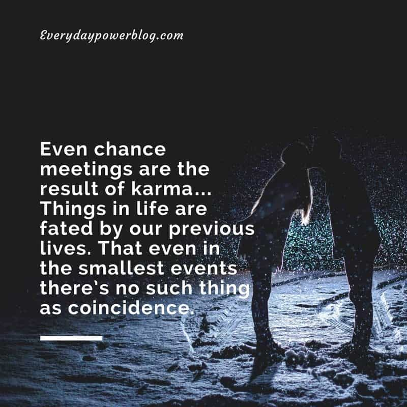 90 Karma Quotes On What Goes Around (2019)