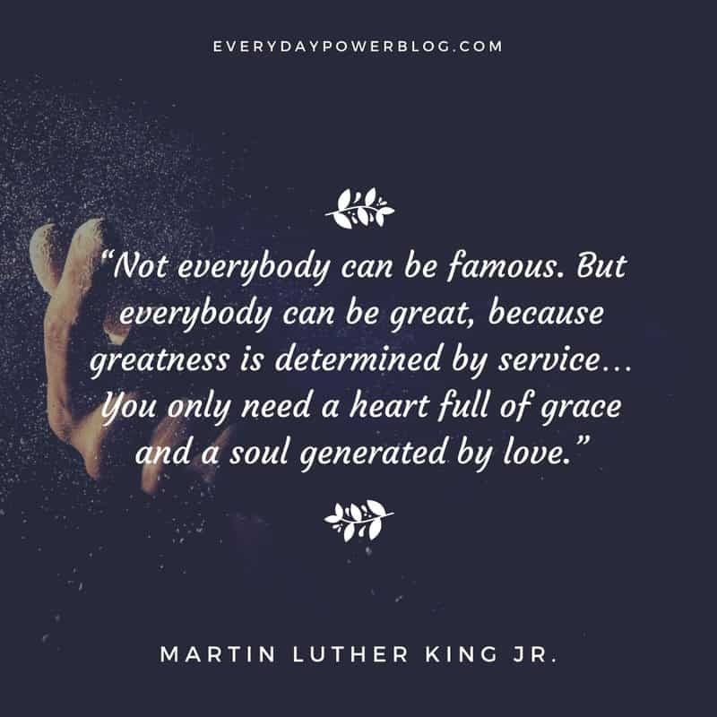 60 Martin Luther King Jr. Quotes to Inspire Courage (2020)