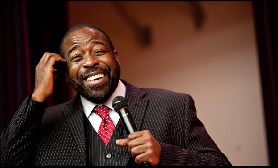 les brown quotes about life