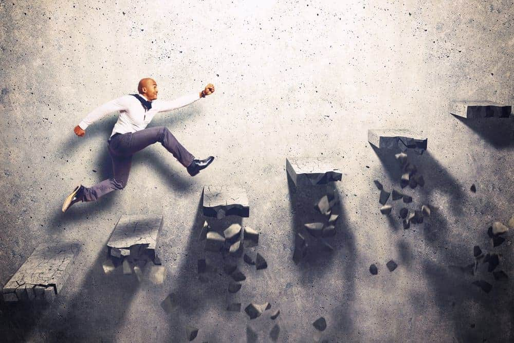 4 Steps to help you rise above misfortune
