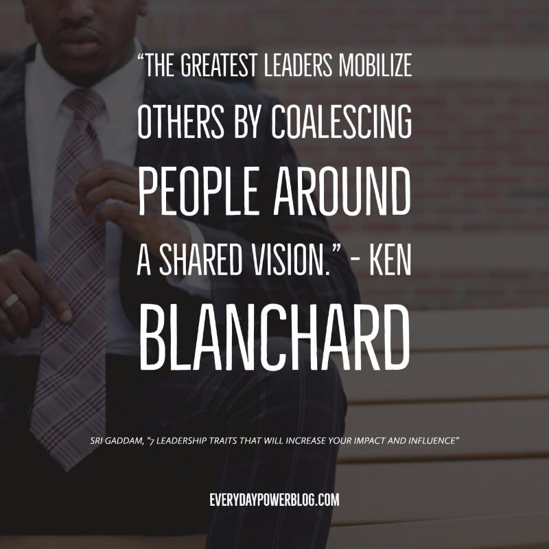 Leadership Traits That Will Increase Your Impact