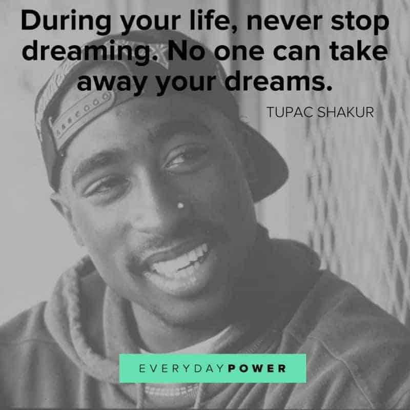 tupac quotes about life and success