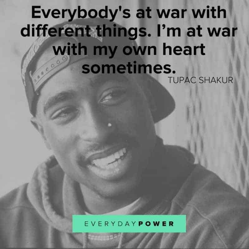 tupac quotes on being real