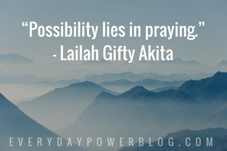 Inspiring Quotes about Possibility