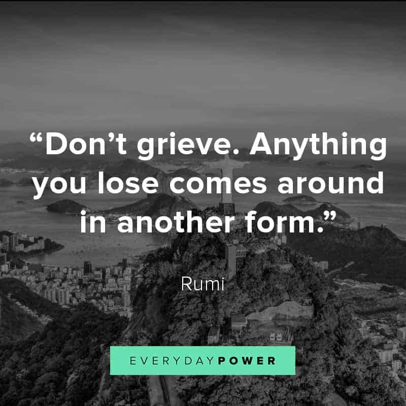 Rumi quotes and life and love