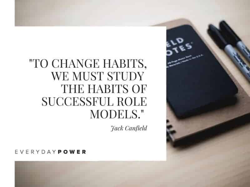 Quotes on Getting Rid of Bad Habits