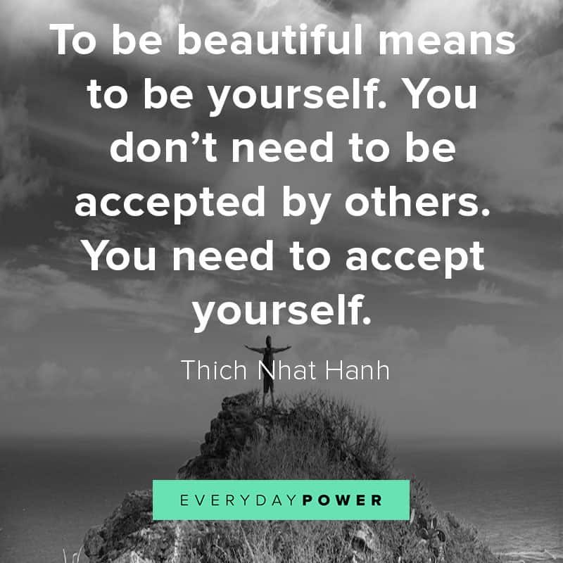 beautiful quotes about loving yourself