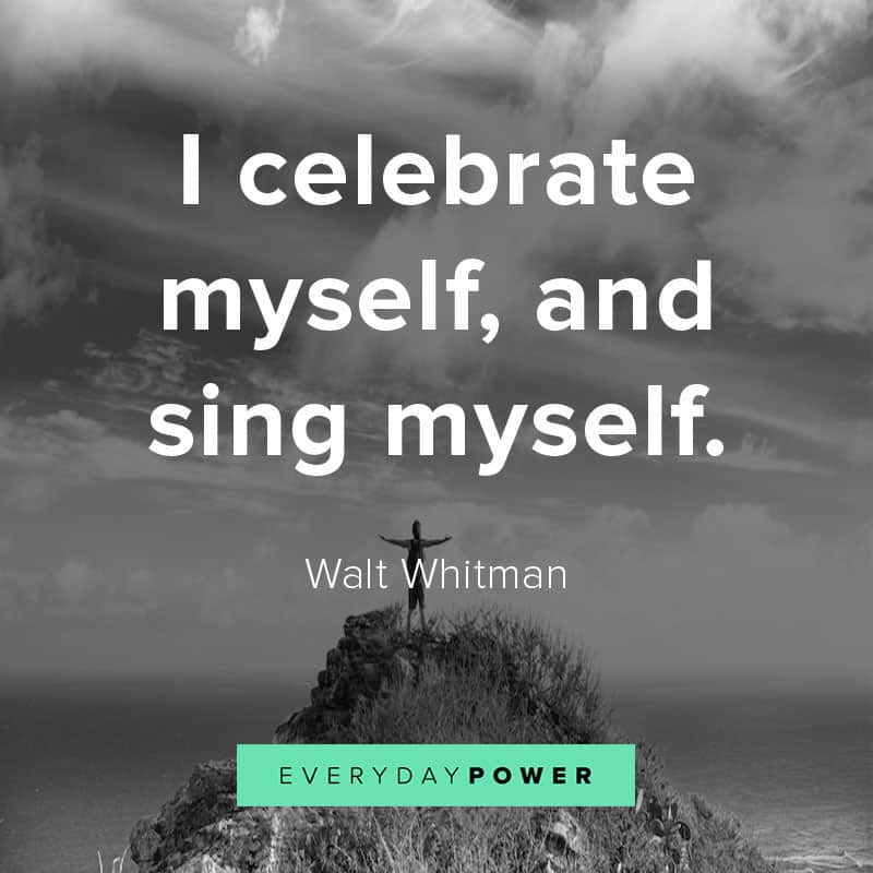 happy love yourself quotes about singing